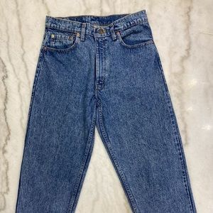 Vintage Levi's 550 31x26 Made in USA